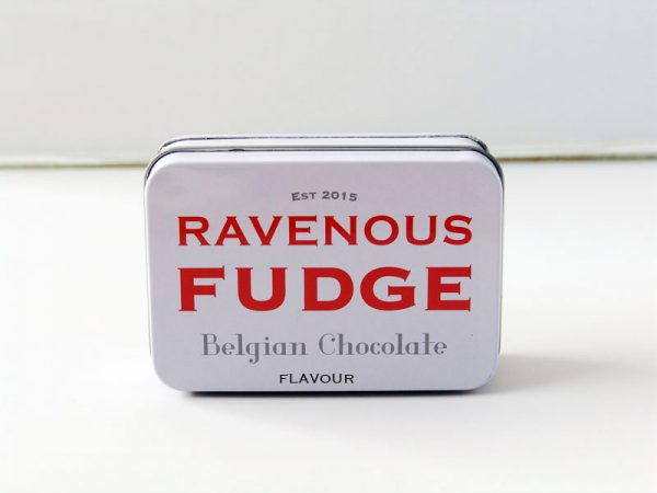 Belgian Chocolate Fudge - Ravenous Fudge