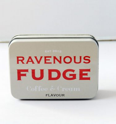 Coffee & Cream Fudge - Ravenous Fudge