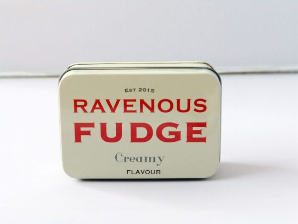 Creamy Fudge - Ravenous Fudge