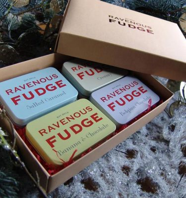 Gift Box Ravenous Fudge