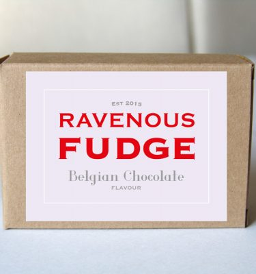 Fudge Belgian Chocolate Box