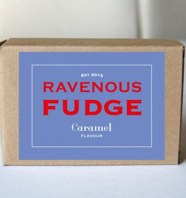 Fudge Caramel Box