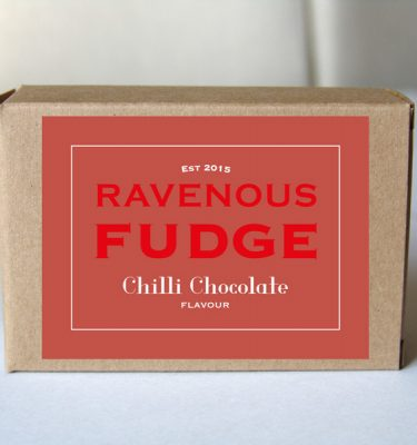 Fudge Chilli Chocolate Box