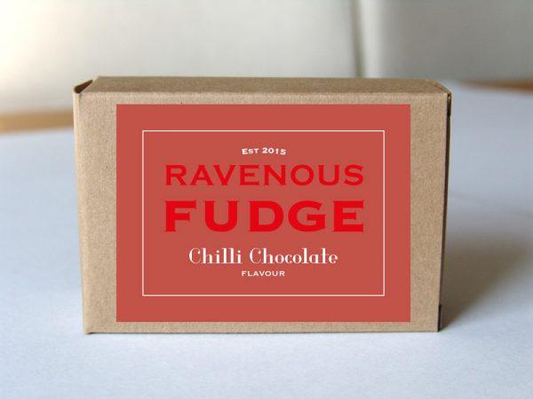 Fudge Chilli Chocolate Box
