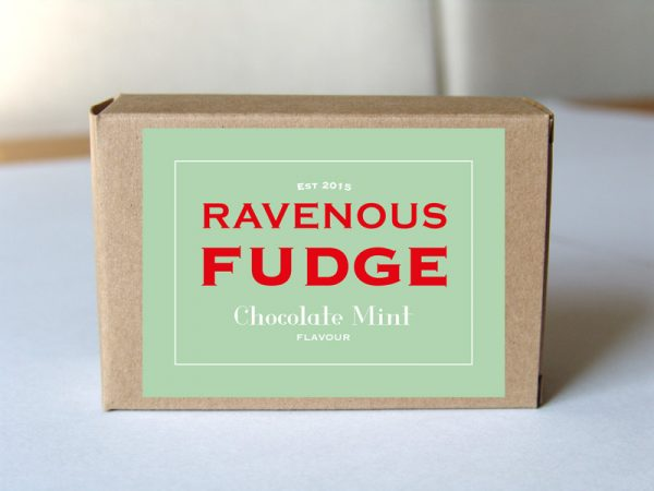 Fudge Chocolate Mint Box