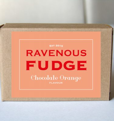 Fudge Chocolate Orange Box