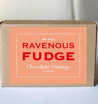 Fudge Chocolate Orange Box
