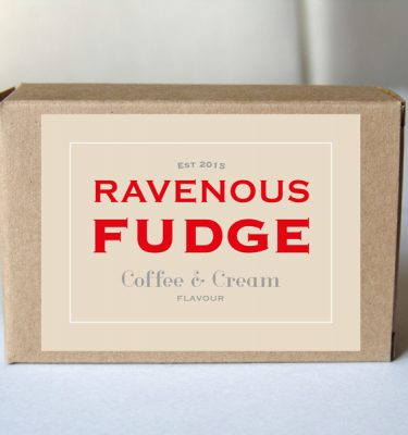 Fudge Coffee and Cream Box
