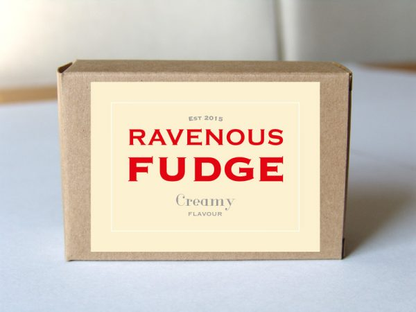 Fudge Creamy Box