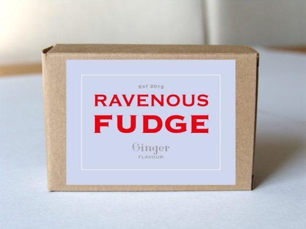 Fudge Ginger Box