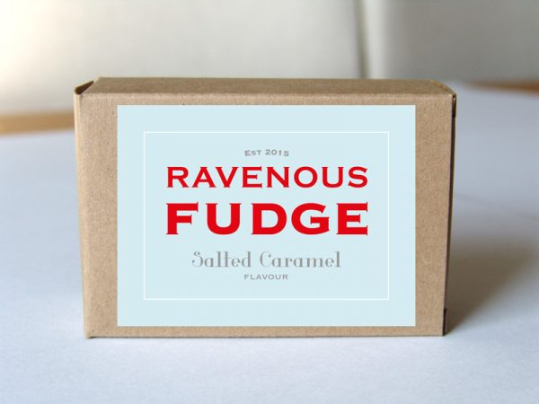 Fudge Salted Caramel Box